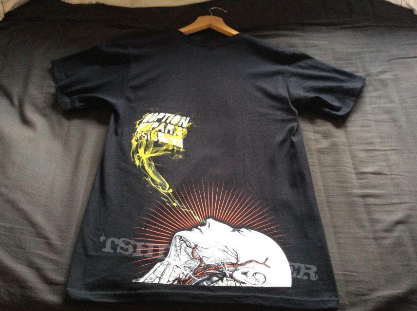 The Dillinger Escape Plan t-shirt