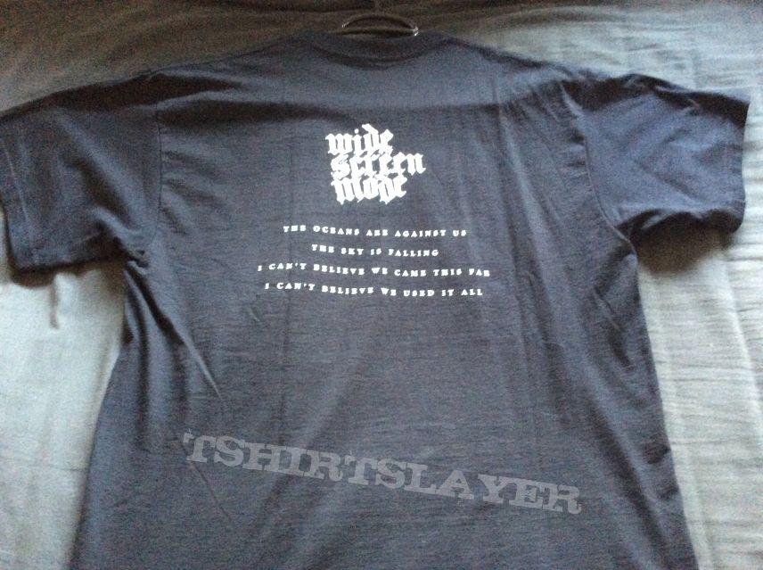 Widescreen Mode t-shirt