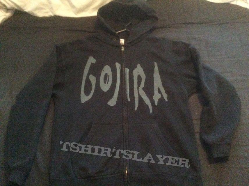 Gojira hoodie