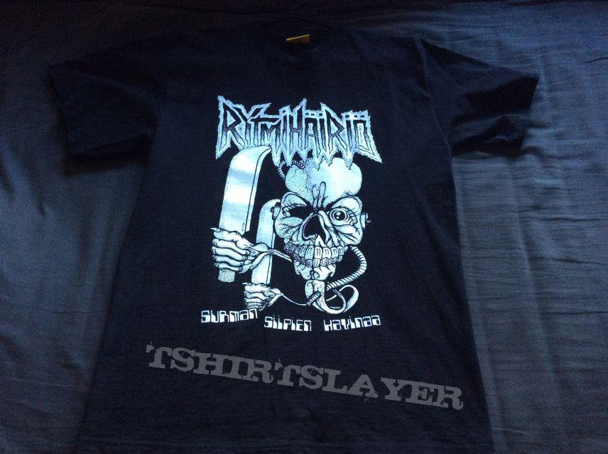 Rytmihäiriö t-shirt
