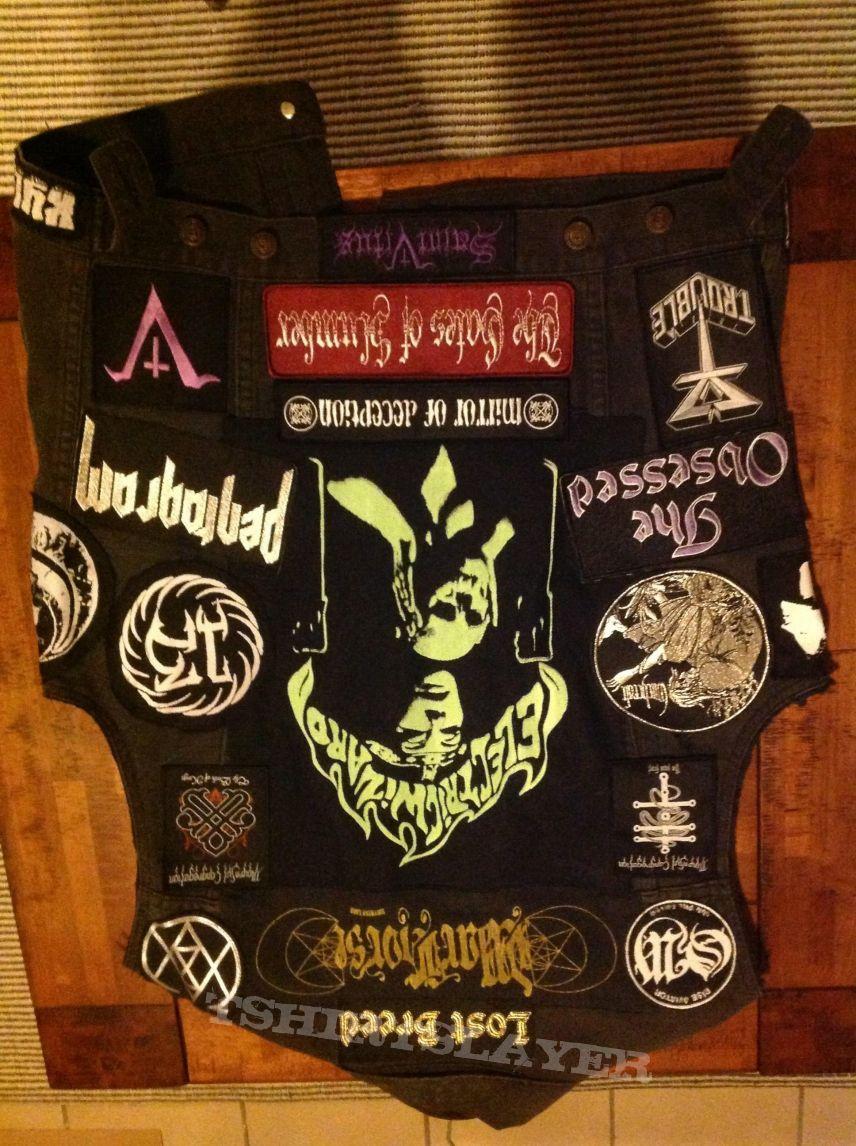Full doom metal jacket