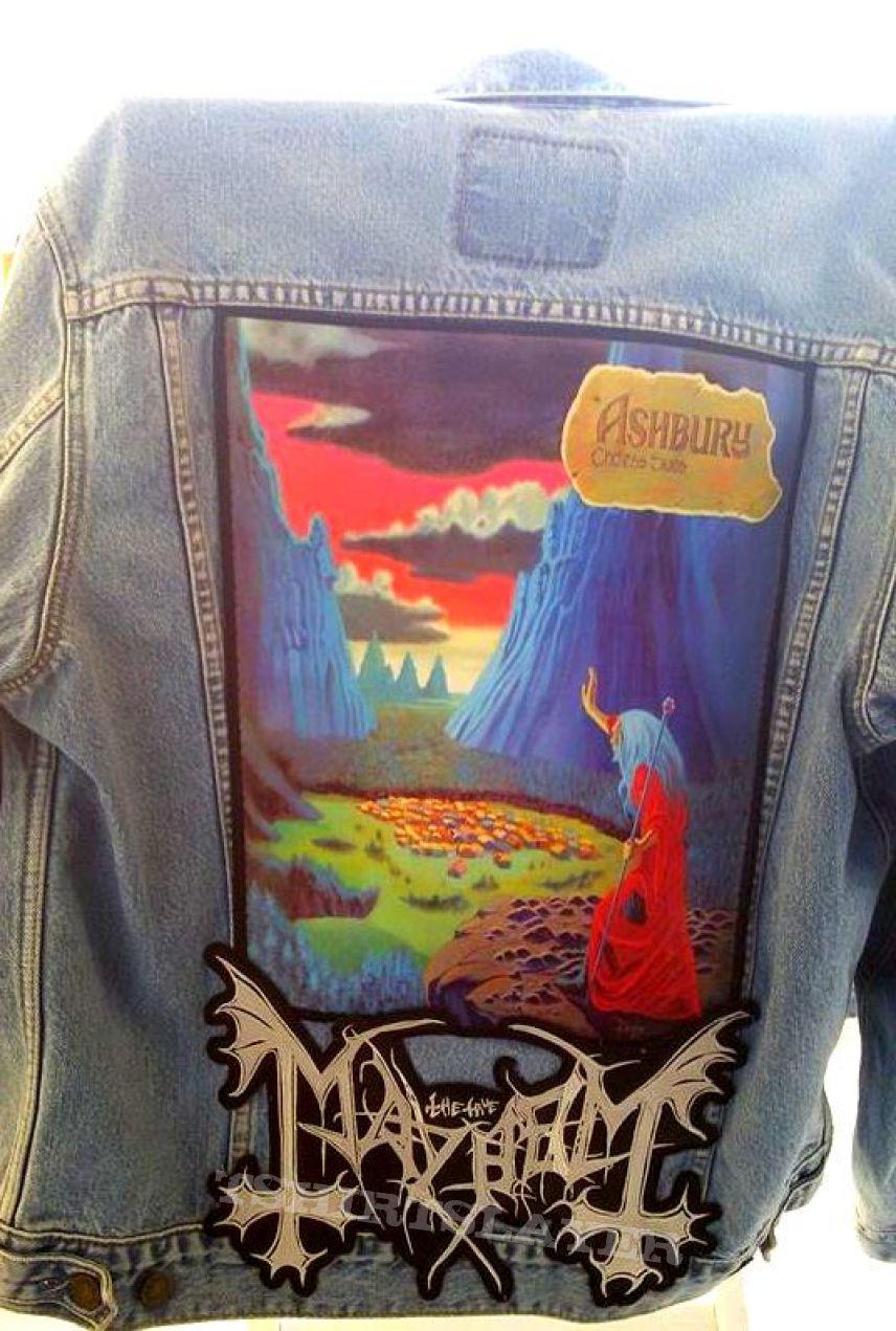 Ashbury Jeans Vest