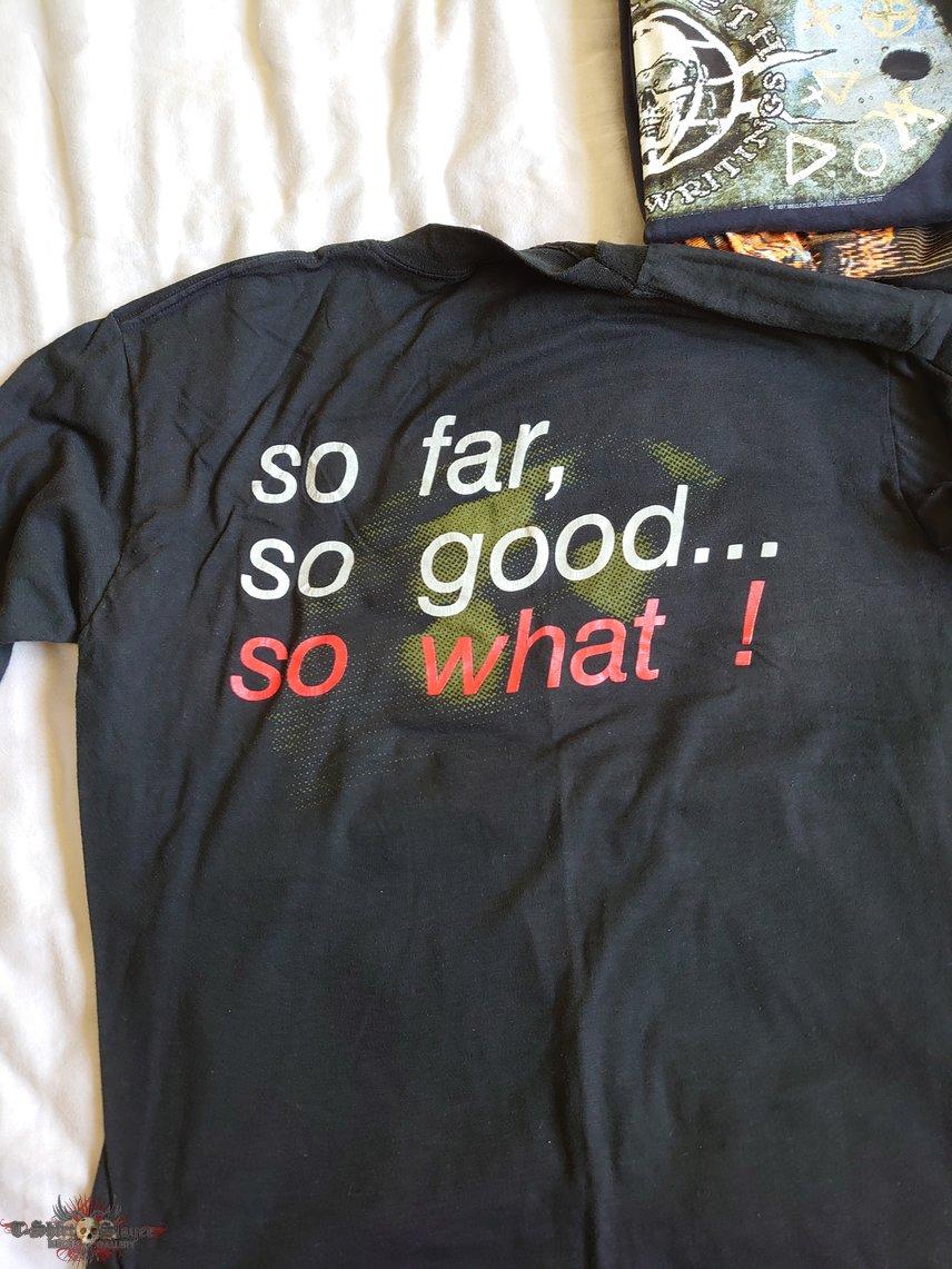 So Far, So Good.......So What!