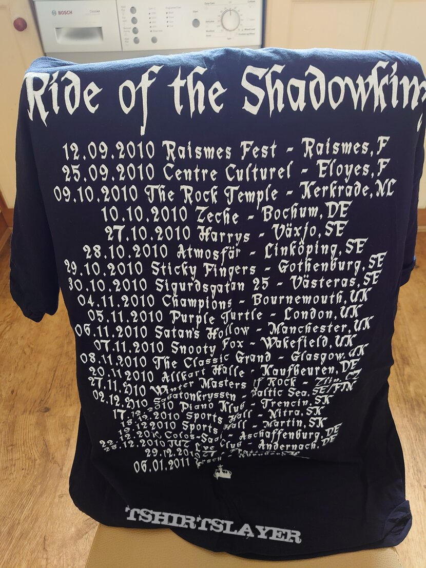 Ride Of The Shadowking