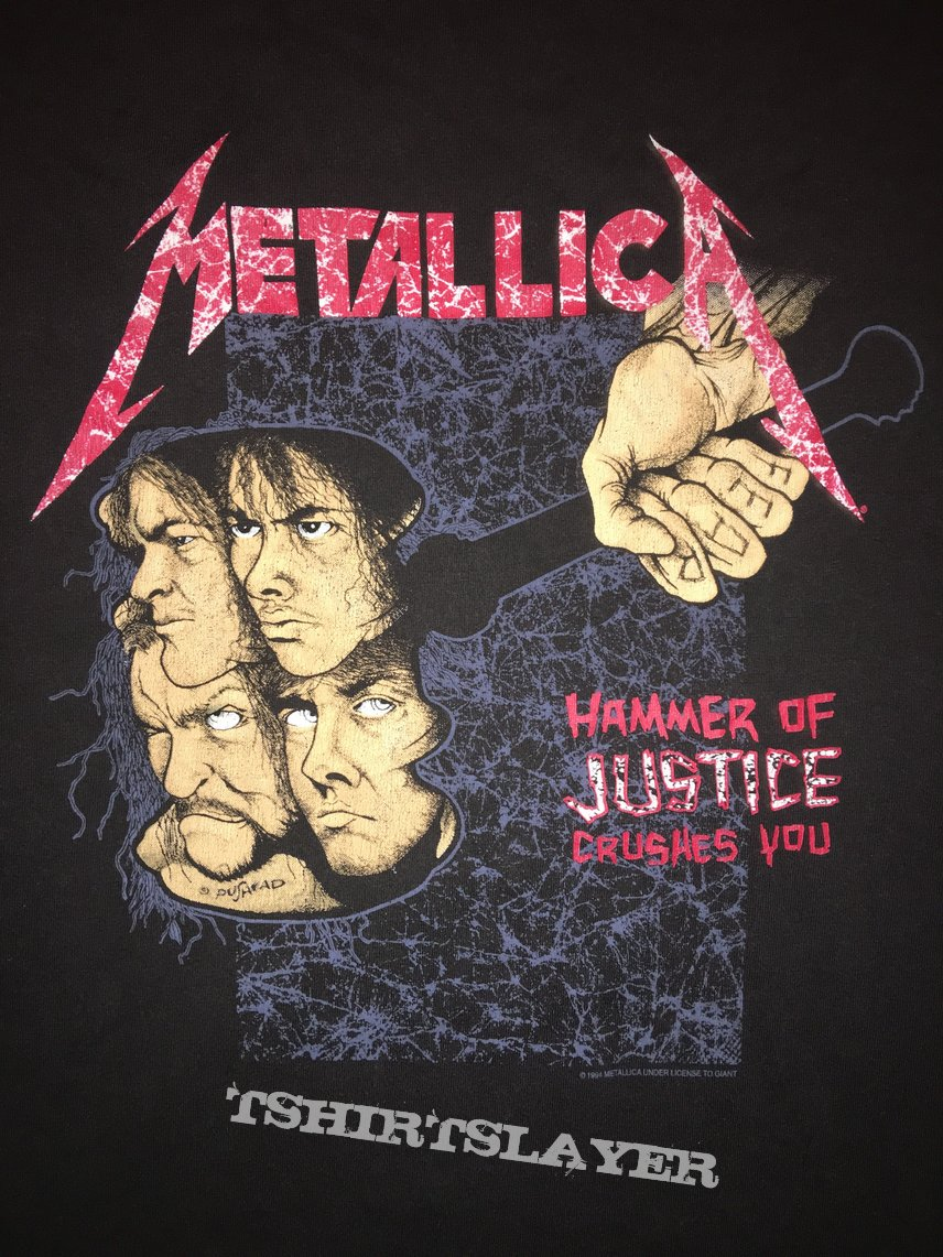 Metallica - And Justice For All - T-Shirt