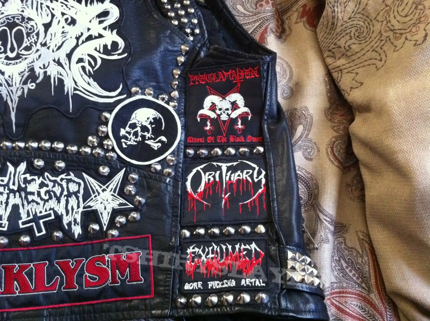 Leather Vest Updated