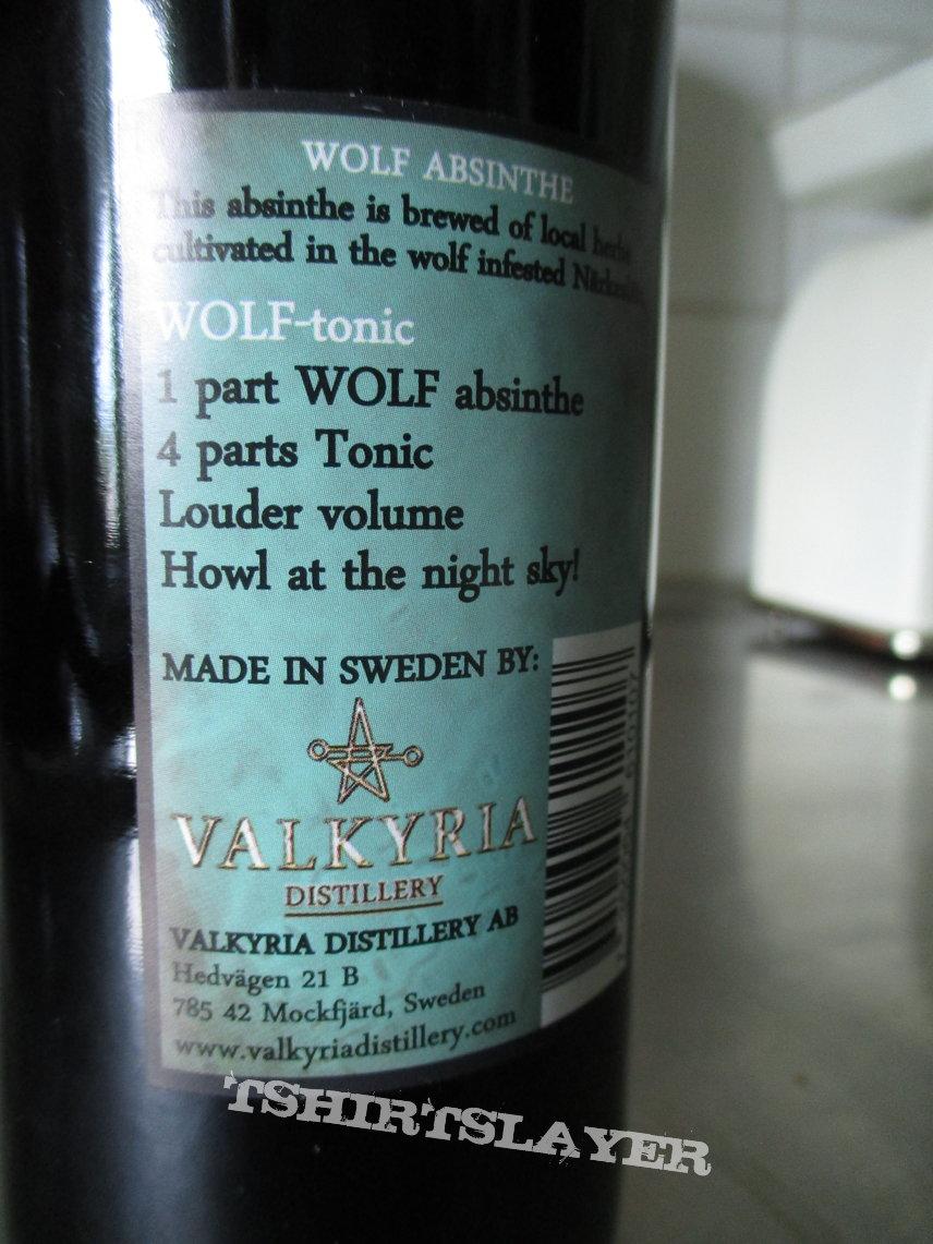 Wolf - Absinthe