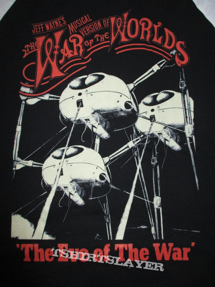 Jeff Wayne's War of the Worlds - The Eve of the War