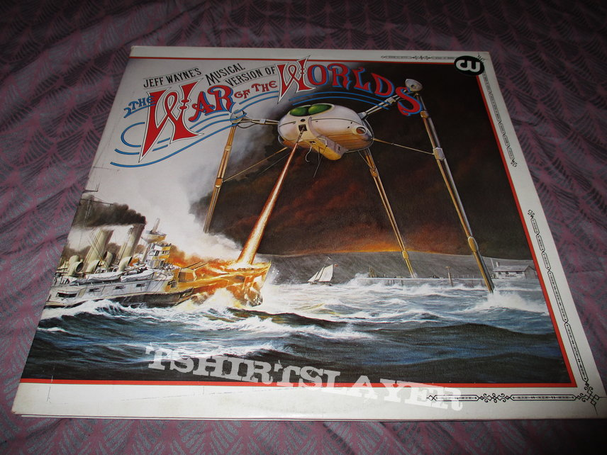 Jeff Wayne - The Musical version of 'The War of the Worlds'
