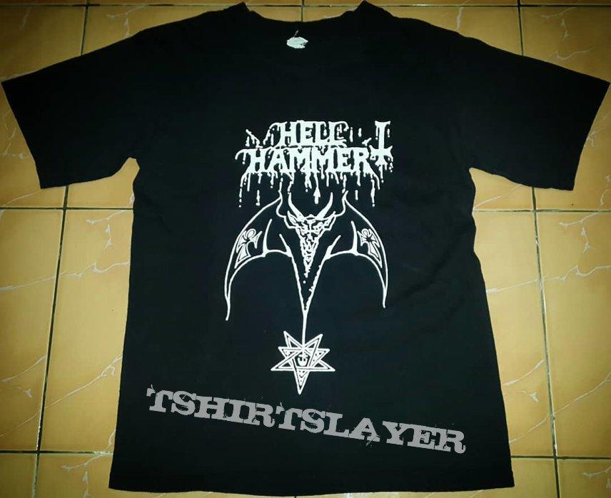 "Hellhammer ""Satanic Rites"""