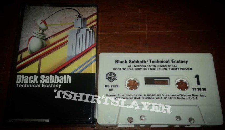 Black Sabbath - Technical Ecstacy