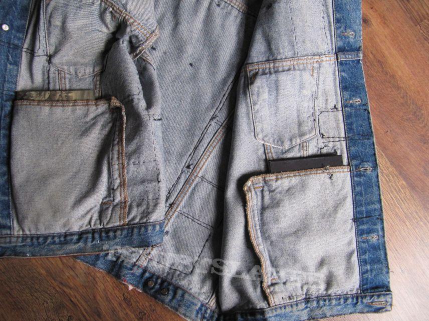 Denim Batlle Jacket(In progress)