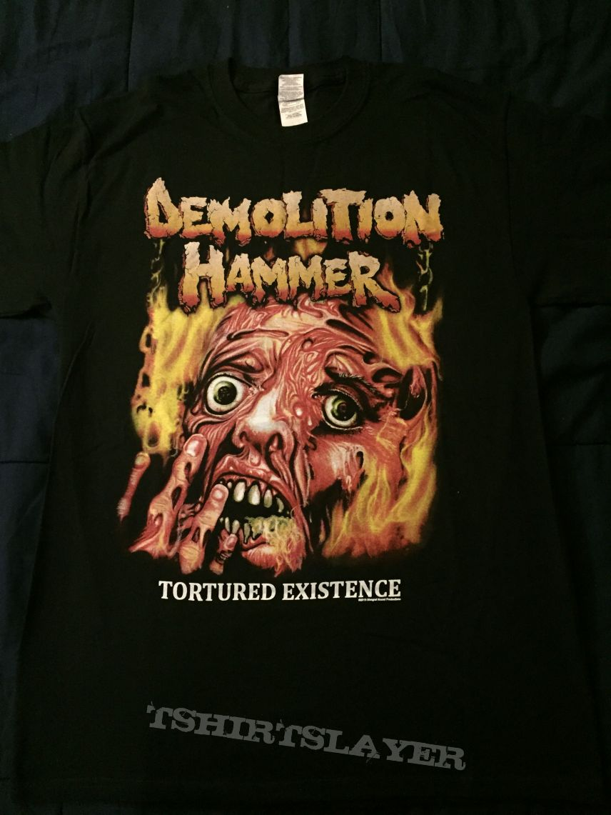 Demolition hammer shirt 2016