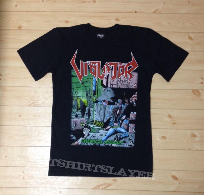 "Violator ""Chemical Assault"" T-Shirt 2"