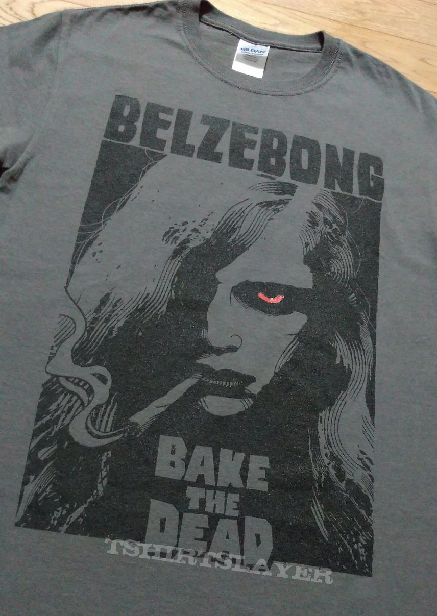 "Belzebong ""Bake The Dead Tour"" T-Shirt"