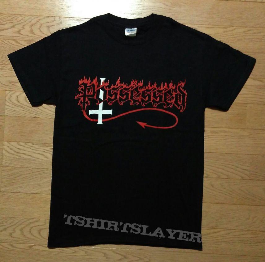 """Possessed """"Logo"""" T-Shirt"""