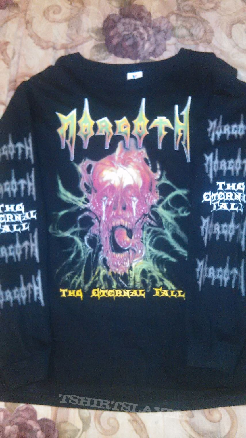 Morgoth -The Eternal Fall Long sleeve