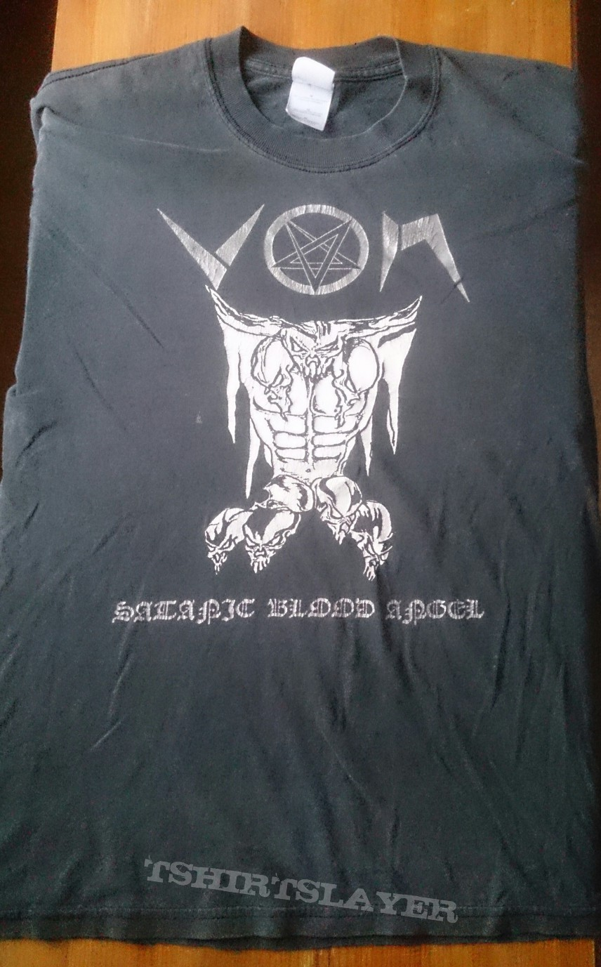 Original VON 'Satanic Blood Angel' shirt | TShirtSlayer TShirt and