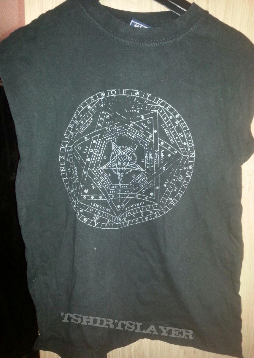 Watain / Secrets of the Moon 2003 Tour - Sleeveless