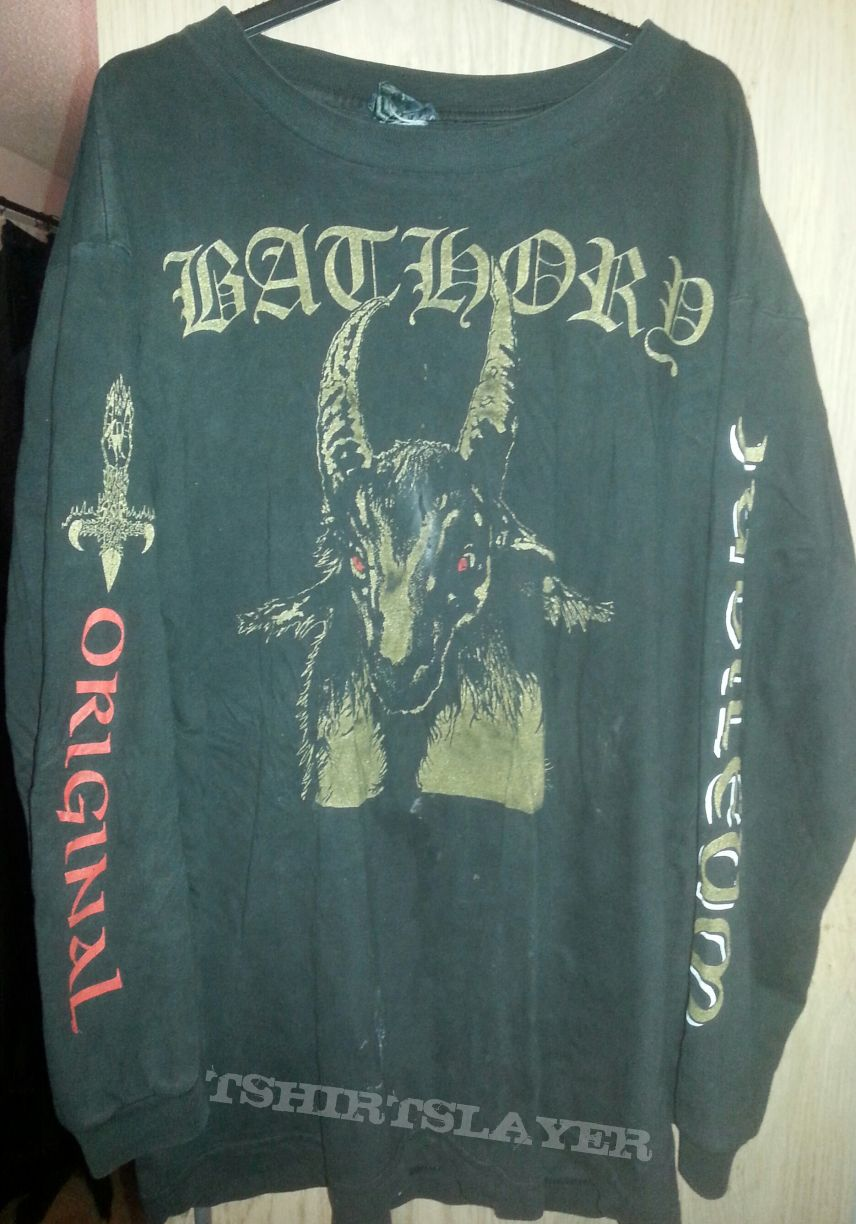 Bathory Jubileum Long Sleeve - Original