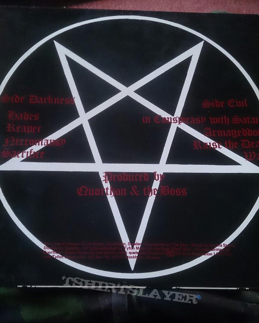 Bathory self titled 1984 original vinyl