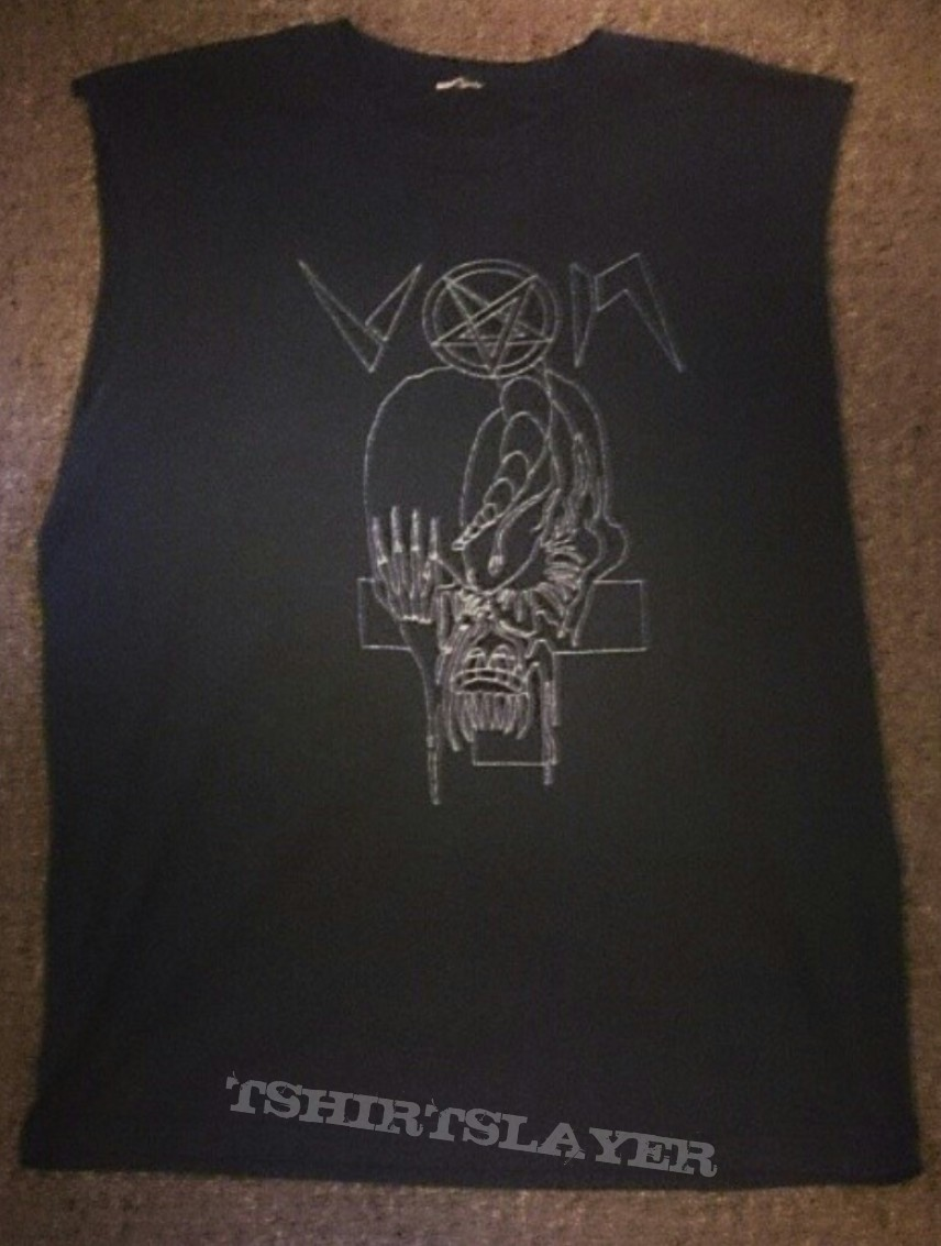 VON very old and faded shirt same as Varg Vikernes wore