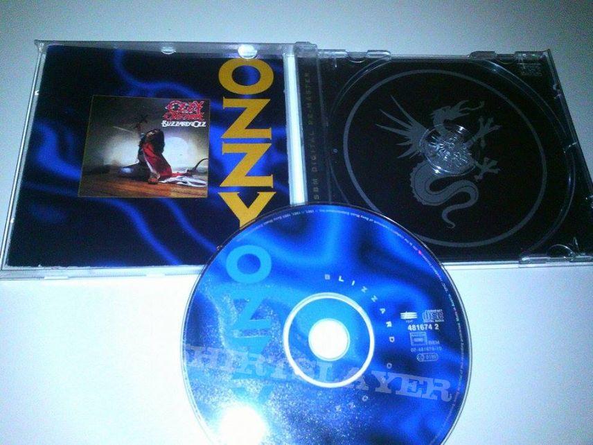 Ozzy Osbourne -Blizzard of Oz CD