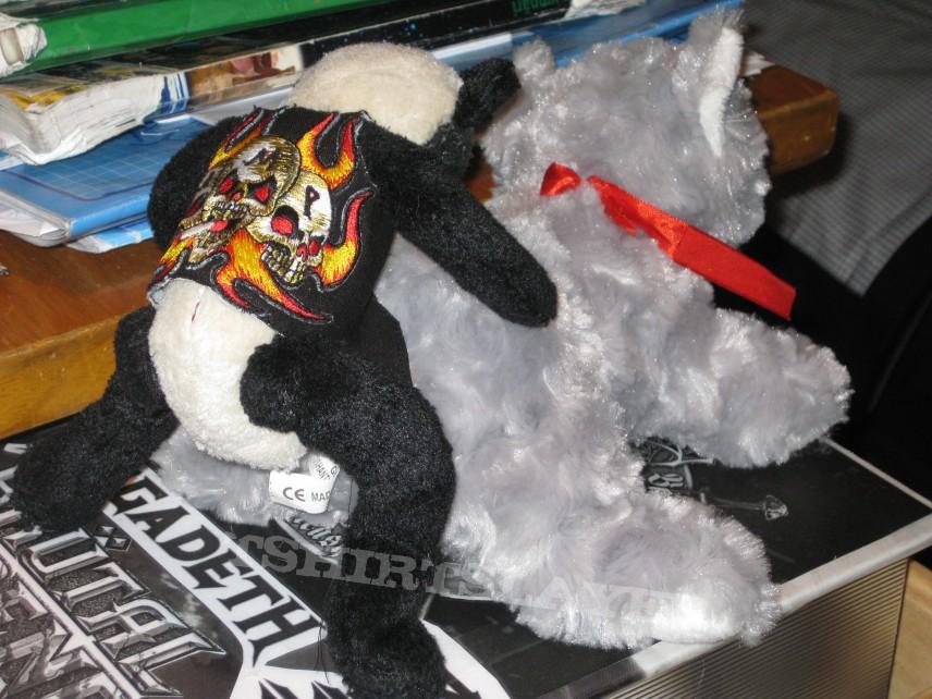 Battle Jacket - Little panda's KUTTE