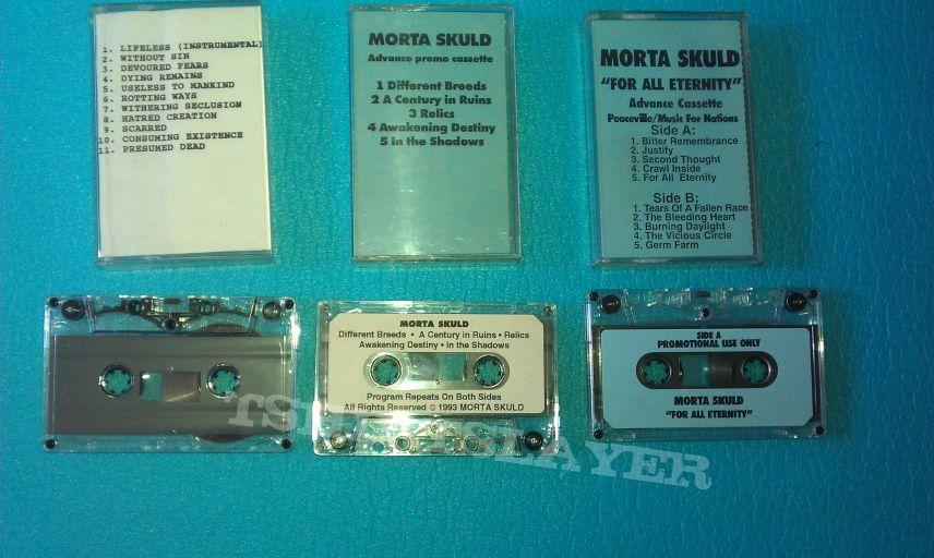 Morta Skuld advance tapes