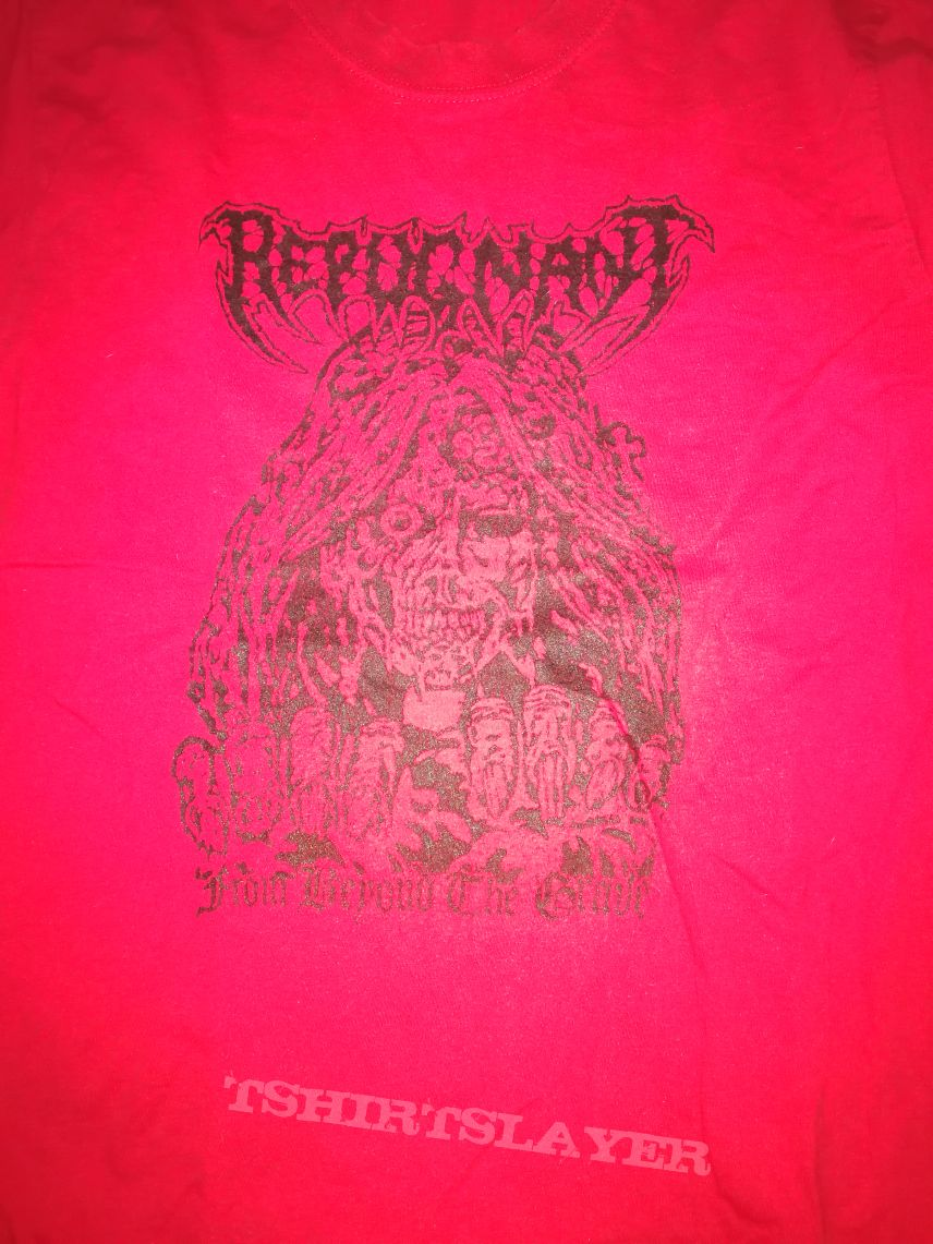 Repugnant - From Beyond the Grave shirt