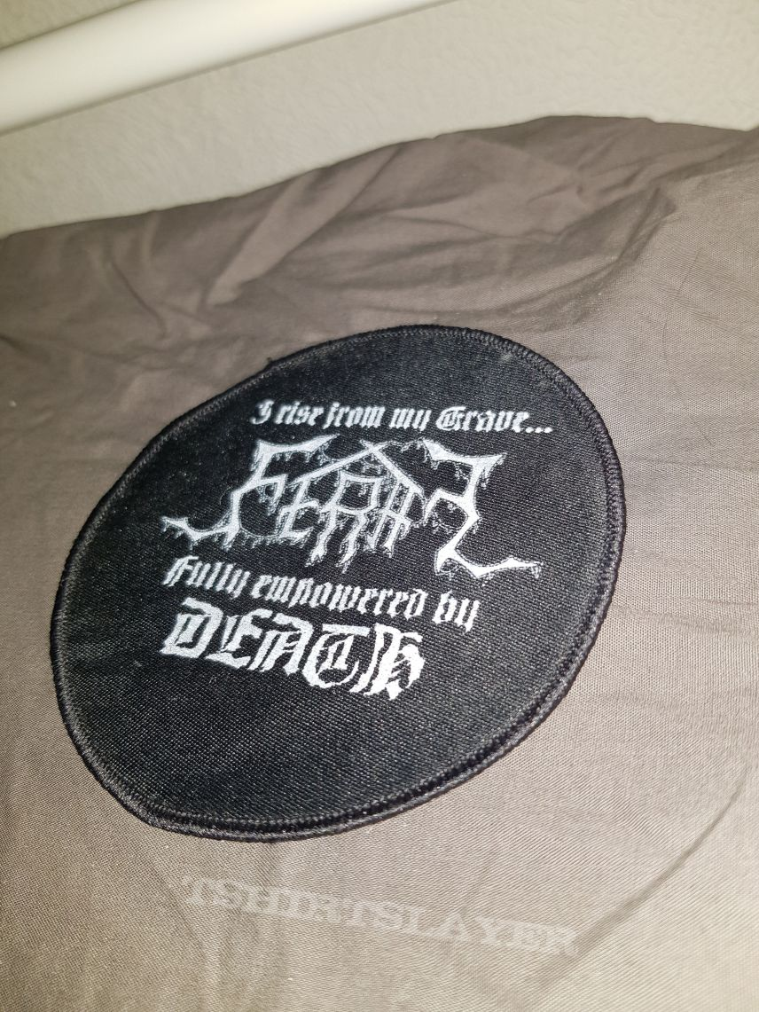 Feral -  Rise from my grave OFFICIAL PATCH