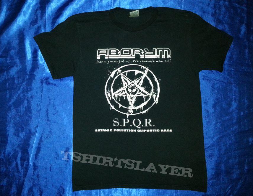 aborym philosophize with satan shirt tshirtslayer tshirt and