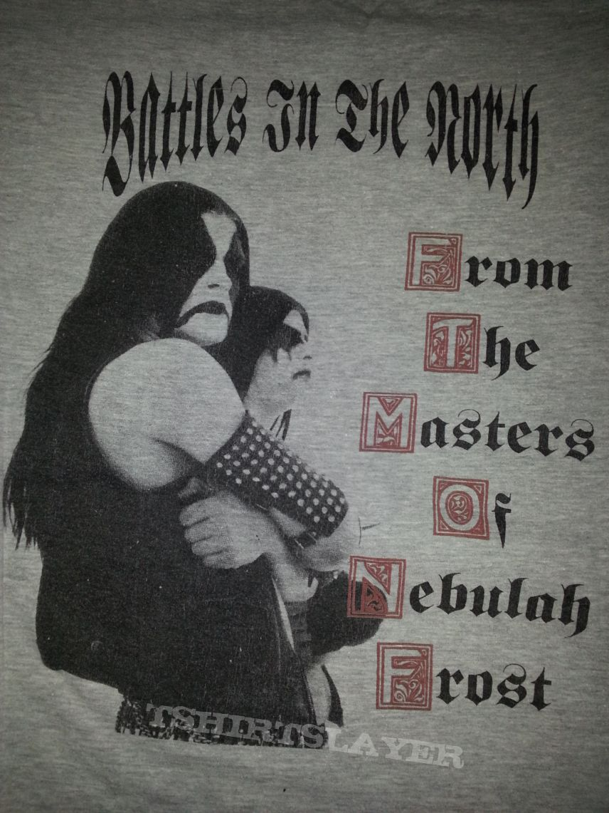 "immortal ""battles in the north"" longsleeve"