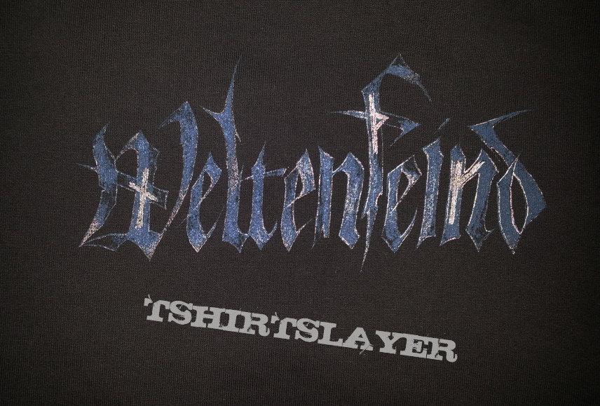 """absurd """"weltenfeind"""" sweatshirt"""