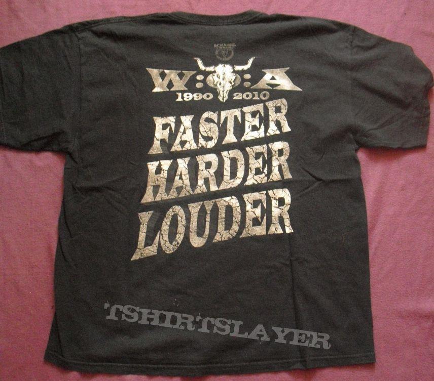 Wacken 2010 Shirt