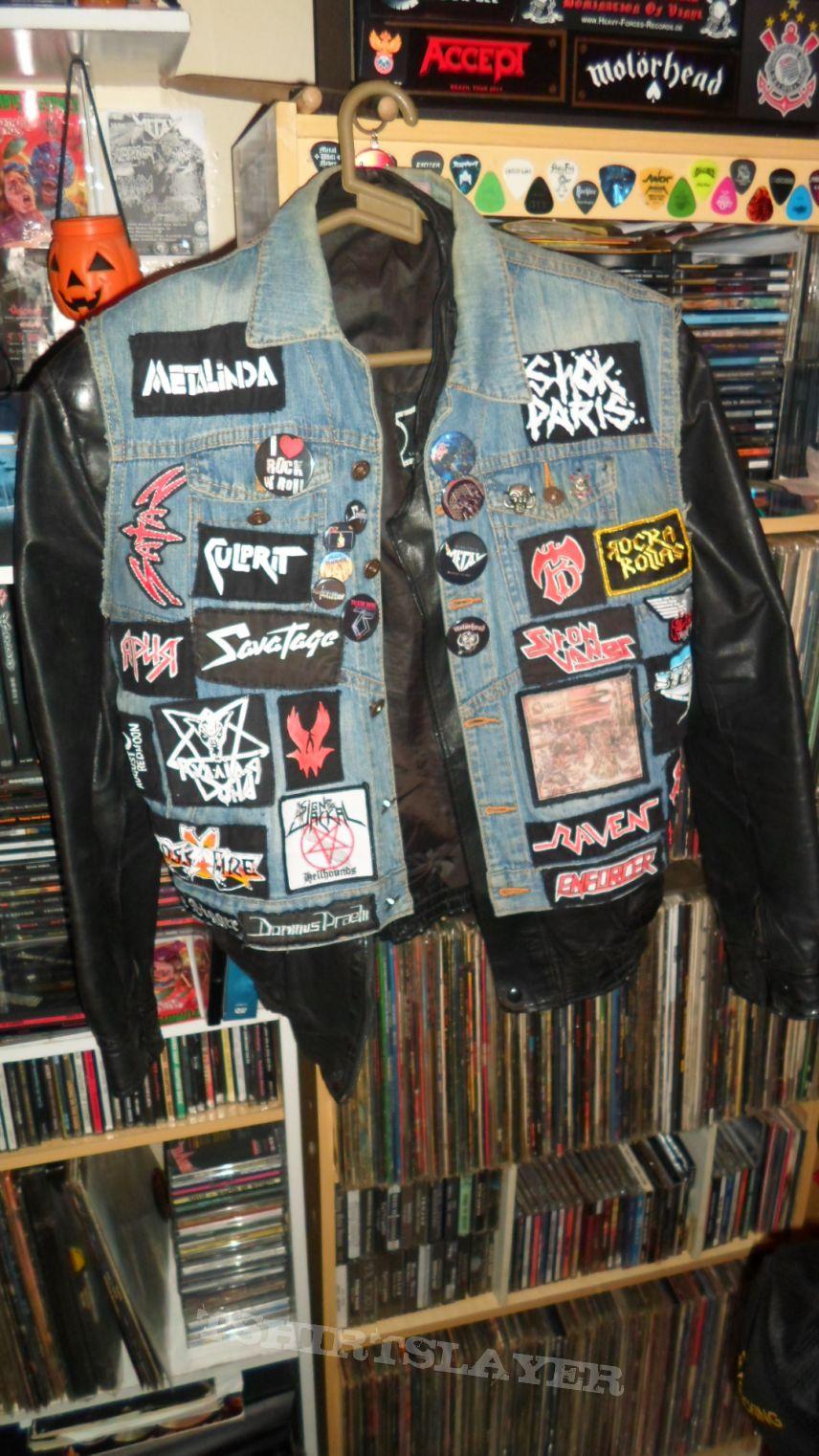 Anti posers Jacket Nº 1