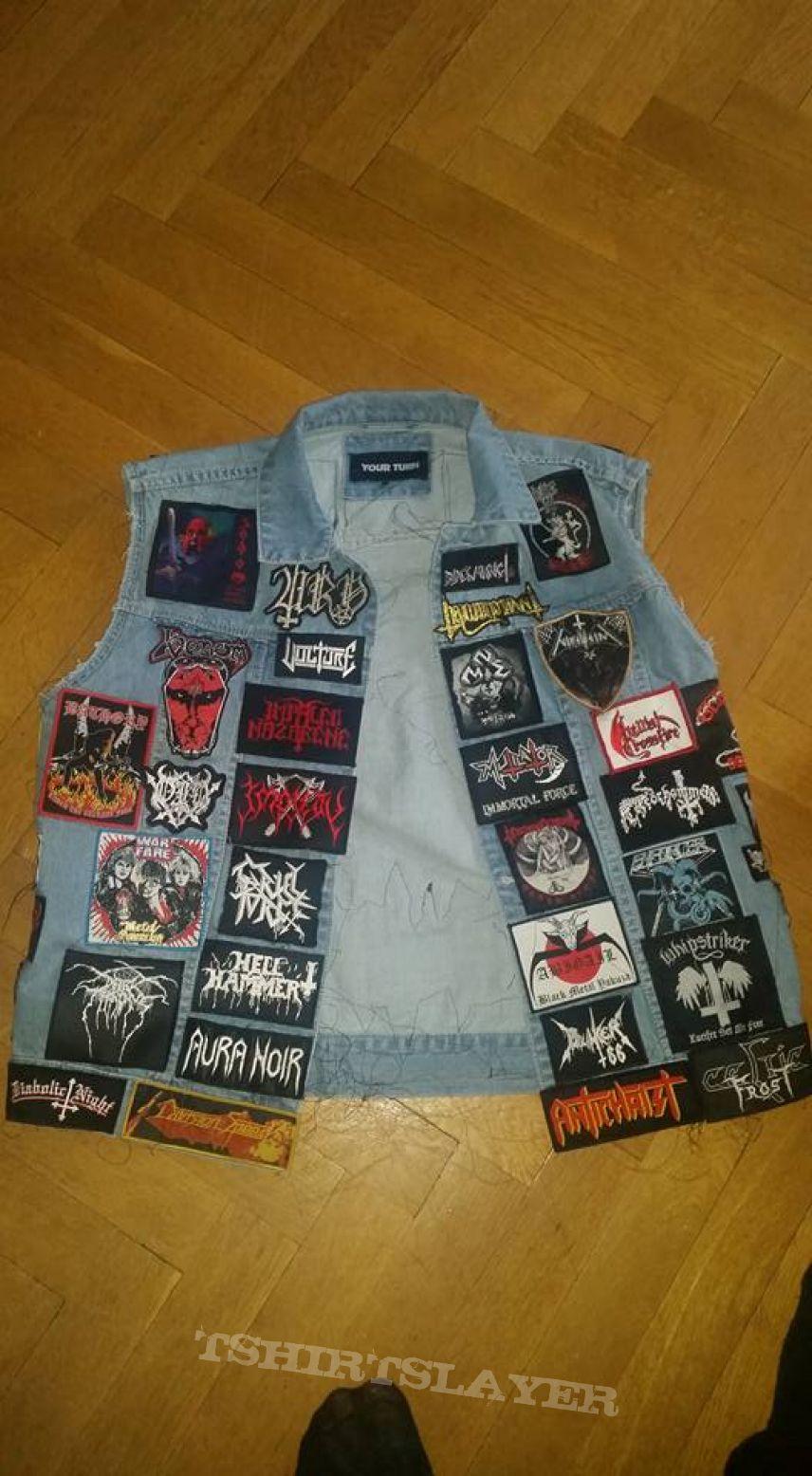 Old school or no school jacket