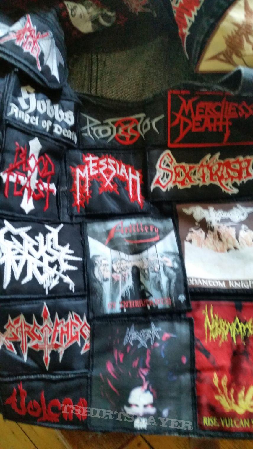 Thrash metal jacket