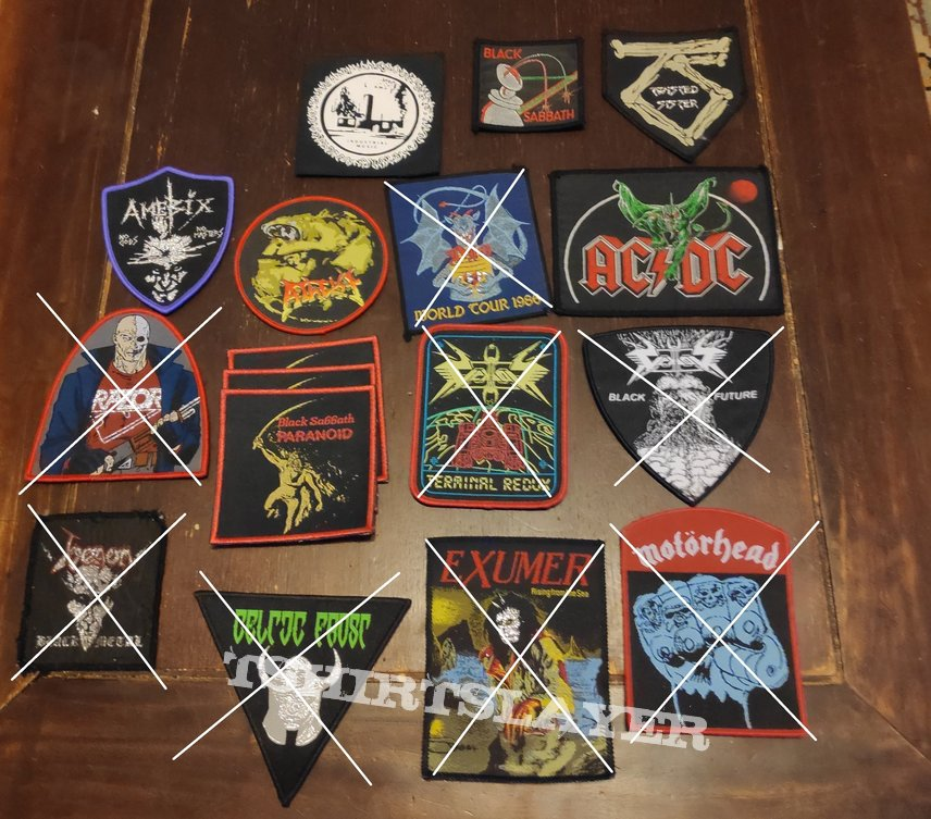 new place for some patches