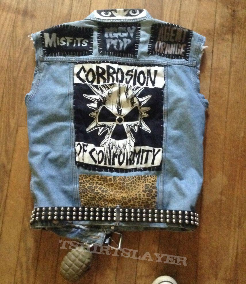 My Current Punk Vest