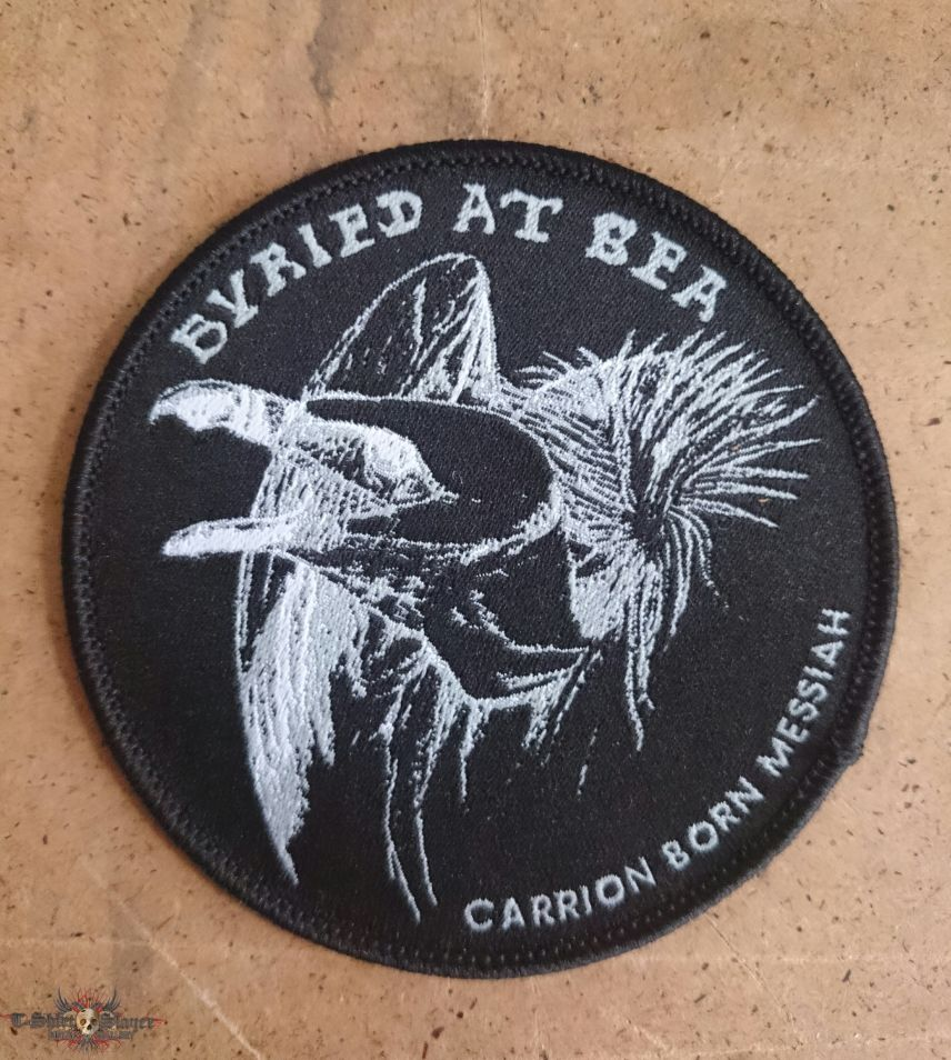 Buried At Sea Patch