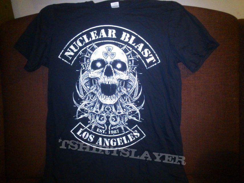Records Angeles Gildan NewTshirtslayer Xl Blast Nuclear Los 54jRLA