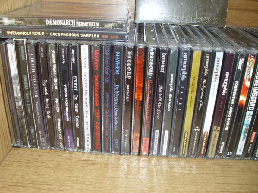 Nightskogen S Amorphis Burzum Darkthrone My Cd