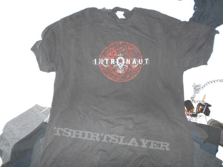 Intronaut - Early Design - Extra Large Tee Shirt!