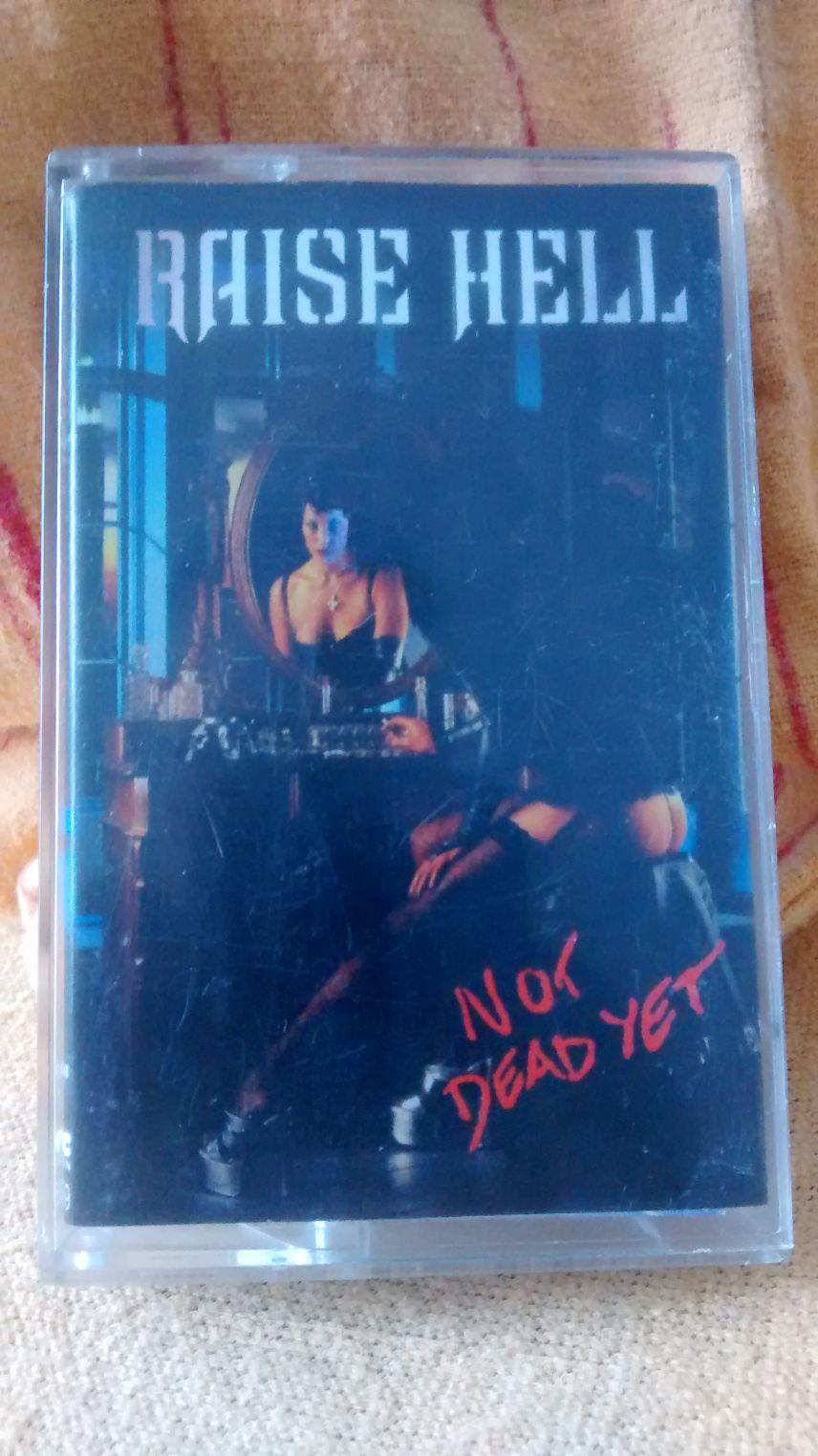 Not Dead Yet Tape