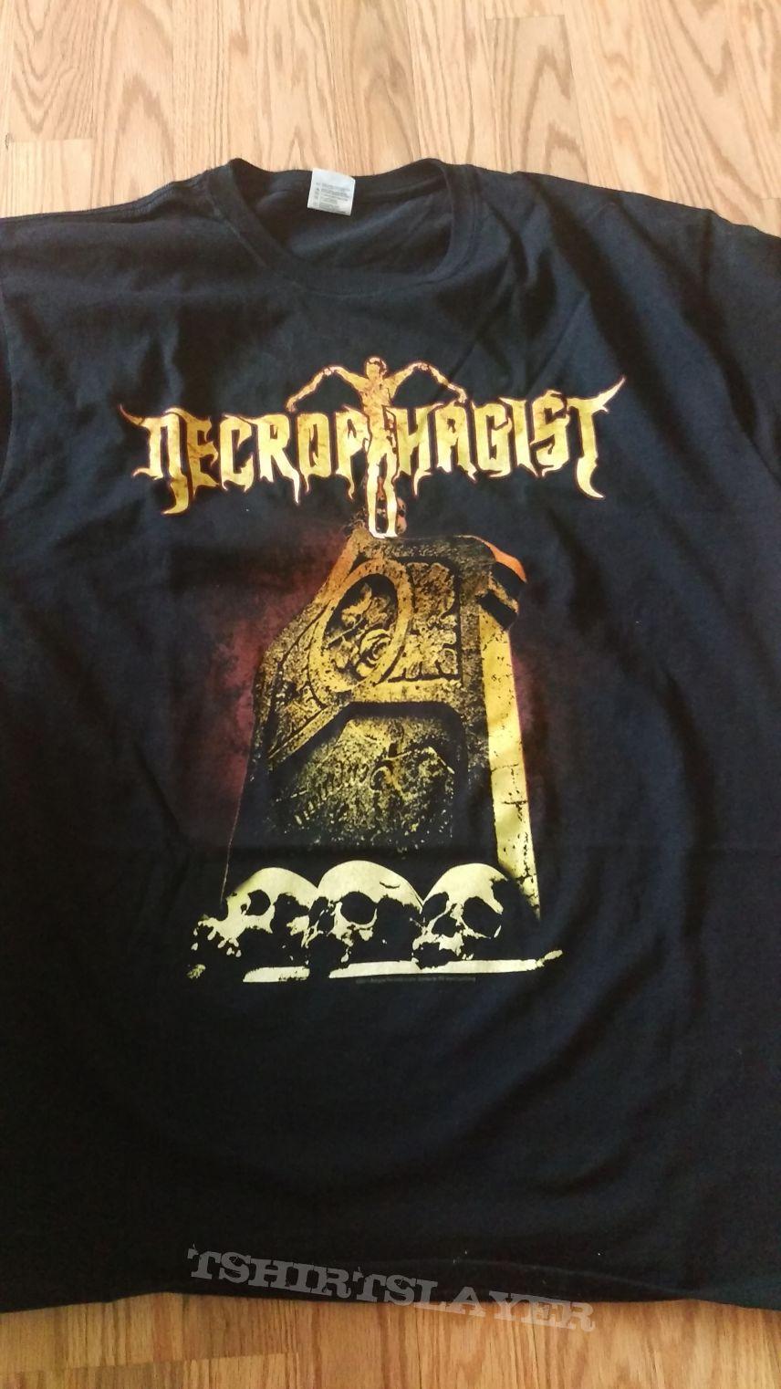 Necrophagist shirt