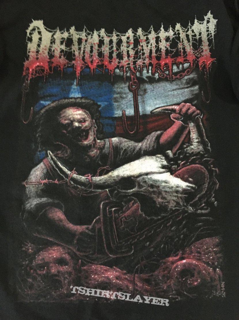 Devourment - Texas Chainsaws Massacre shirt