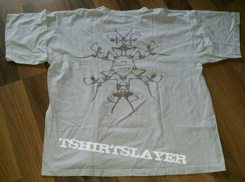 """My Dying Bride - """"the dreadful hours"""" XL shirt"""