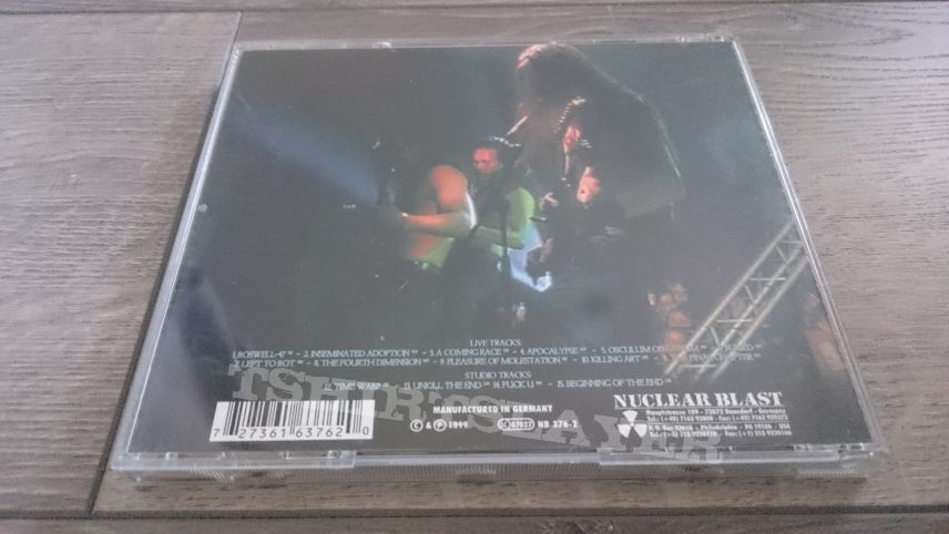 Hypocrisy - Destroys Wacken Live CD