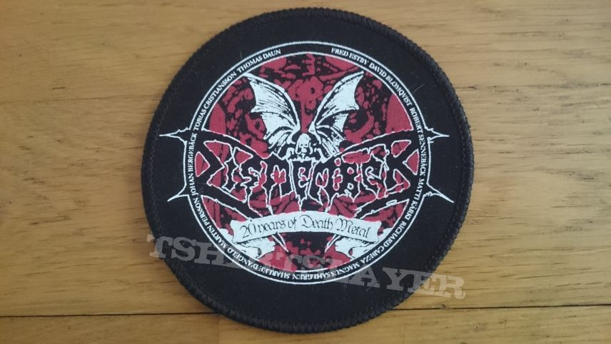 Dismember - 20 Years Of Death Metal Patch